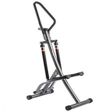New Sunny SF-1115 Folding Climbing Stepper Exercise Machine