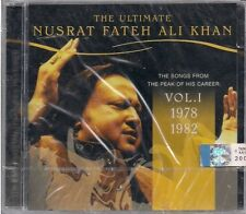 THE ULTIMATE NUSRAT FATEH ALI KHAN VOL 1 2CD SEALED