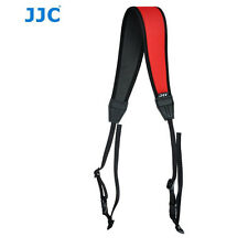 JJC NS-CR Red Quick Release Pro Anti-Slip Shoulder Slider Strap Style Camera