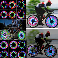 36 LED Lamp Car Bike Tyre Tire Wheel Bicycle Motorcycle Valve Flash Spoke Light