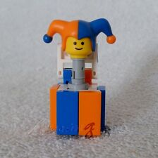 *! Genuine New Lego Minifig Jester Jack-In-The-Box Split From Set 10249 !!