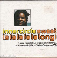 INNER CIRCLE Sweat (Alalalalalong) CD Single Card Sleeve