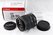 Mint!! Canon EF 28-90mm f/4.0-5.6 III Lens from Japan #732