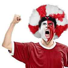 Chicago Bulls Curly Head Wig NBA Pro Basketball Sports Adult Costume Accessory