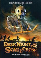 DARK NIGHT OF THE SCARECROW deluxe edition  - DVD - Region Free