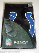 NFL NIB CAR SEAT COVER - INDIANAPOLIS COLTS