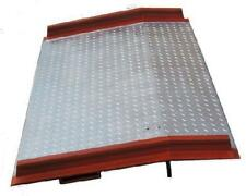 Steel Container  Forklift Loading Ramps PART NO =  RAMPS6060