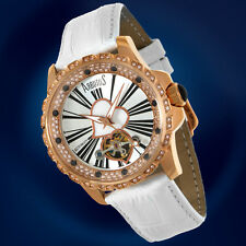 New Arbutus: New York Heartbeat Series Automatic Large Ladies Watch [MSRP~$2149]