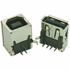 USB Socket Connector Type A (Pack of 3)