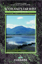 Scotland's Far West: Walks on Mull and Ardnamurchan by Denis Brook, Phil...