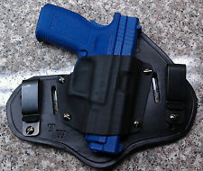 Hybrid Holster for  Springfield XD40 IWB or OWB right handed