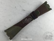AP Bands Prototipo Camouflage Nylon Strap For Audemars Piguet Royal Oak Offshore