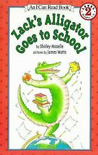 Zack's Alligator Goes to School, Shirley Mozelle, Good Book