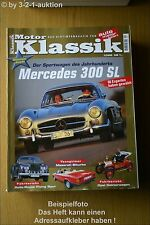 Motor Klassik 1/00 DB 300 SL Maserati Biturbo Opel