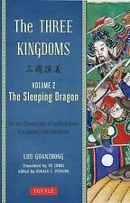 The Three Kingdoms, Volume 2: The Sleeping Dragon: The Epic Chinese Ta-ExLibrary