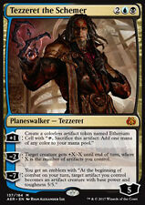 MTG TEZZERET THE SCHEMER FOIL EXC - TEZZERET IL MANIPOLATORE - AER - MAGIC