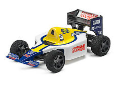 Hpi Racing Formula Q32 Blue Remote Control Racing Car 116706