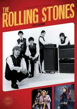 ROLLING STONES 2015 LARGE SIZE WALL CALENDAR NEW AND FACTORY SEALED BY RED STAR
