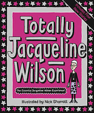 "Totally Jacqueline Wilson, Jacqueline Wilson, ""AS NEW"" Book"