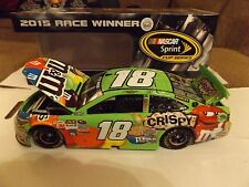 Kyle Busch #18 M&M's Kentucky Win Toyota Camry Action 1/24 2015 FREE SHIPPING
