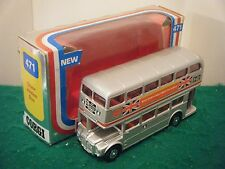 "Corgi No: 471 ""Routemaster Bus (Silver Jubilee/Woolworth)"" (Original 1976/Boxed)"