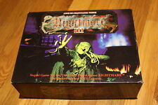 Nightmare III VHS Board Game Expansion 3 - Anne De Chantraine, Witch
