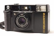 @ Shipped in 24 Hours! @ Minolta AF-S Quartz Date 35mm Film Point & Shoot Camera