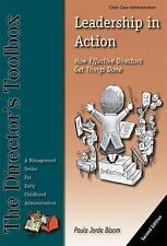 Leadership in Action How Effective Directors Get Things Done by .   Book. New Co