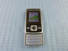 Sony Ericsson T303.Silber.Gebraucht. Ohne Simlock! TOP ZUSTAND!