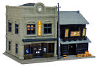 Tomytec (Building 045-4) Jewelry Shop & Liquor Store 4 1/150 N scale