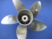 Signature SL5 Five Blade Propeller 32 Pitch for Bravo I  Mercruiser