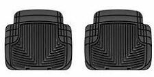 Weathertech All Weather Rear Floor Mats Black (W50) - Universal