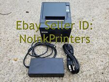 Epson TM-T88 III P / Model M129C Parallel Interface Thermal Receipt Printer POS