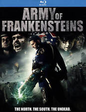 Army Of Frankensteins Blu-ray No Slip Cover!
