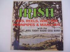 NOEL TUOHY - IRISH JIGS, REELS, WALTZES, HORNPIPES - LP