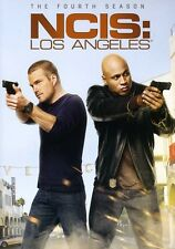 NCIS: Los Angeles - The Fourth Season [6 Discs] (2013, DVD NIEUW)6 DISC SET
