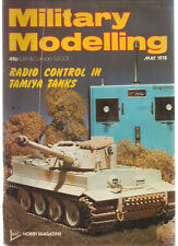 MILITARY MODELLING Magazine May 1978 (Great Britain)