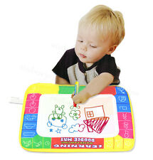 Water Drawing Painting Writing Board Mat Magic Pen For Kids Baby Creative Toys