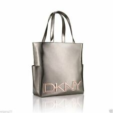 DKNY Metallic Tote /Shopper /Bag