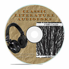 GRIMM'S FAIRY TALES, JACOB GRIMM, CLASSIC AUDIOBOOK LITERATURE ON MP3 CD-A63