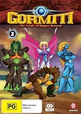 Gormiti : Collection 2 (DVD, 2010, 2-Disc Set)-REGION 4-Brand new-Free postage