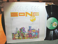 Gong Angel's Egg LP Radio Gnome Invisible Part 2 angels prog space funk psyc '73