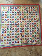 "Thoroughbred Winners Scarf 50"" X 50"" Poly/Silk--Never Worn--So Nice!!!!"