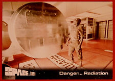 SPACE 1999 - Card #10 - Danger... Radiation - Unstoppable Cards Ltd 2015