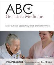 ABC of Geriatric Medicine, Nicola Cooper