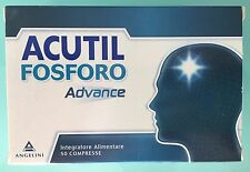 Acutil Fosforo Advance Integratore 50 Compresse