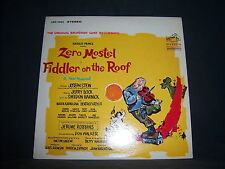 RCA/Victor LSO-1093 Original Broadway Cast - Zero Mostel In Fiddler On The Roof