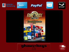 Euro Truck Simulator 2 - Scandinavia Steam Key Pc Download Game Code Neu