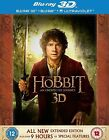 The Hobbit An Unexpected Journey - Extended Edition + Digital Download Blu Ray