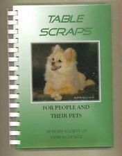 Table Scraps for People and Their Pets